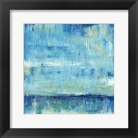 Water Reflections V Framed Print