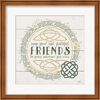 Framed Irish Blessings IV