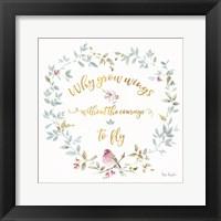 Framed Beautiful Romance XVI