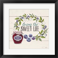 Framed Sweet Life V