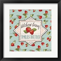 Framed Sweet Life IX