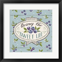 Framed Sweet Life VIII