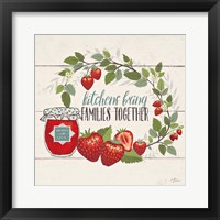 Framed Sweet Life IV
