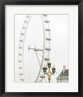 Framed London Eye II