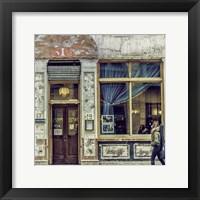 Framed Dalston Pub
