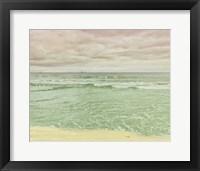 Framed Beach Tricolor