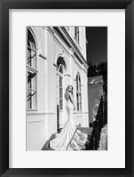 Framed Janina