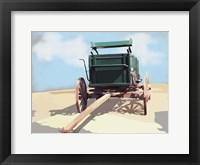 Framed Bold Wagon II
