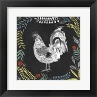 Chalkboard Farmhouse IV Framed Print
