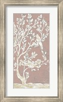 Framed Sweet Chinoiserie II