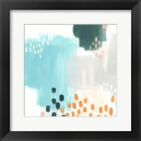Precept VI Framed Print