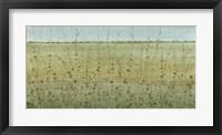 Framed Edge of the Field I