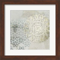 Framed Tapestry Melange I