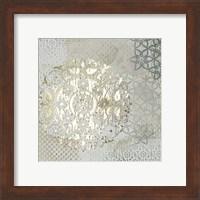 Framed Tapestry Melange II