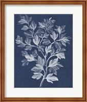 Framed Foliage Chintz I