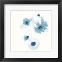 Protea Blue III Framed Print
