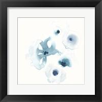 Protea Blue IV Framed Print