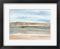 Plein Air Riverscape I Framed Print