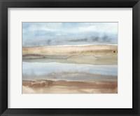 Plein Air Riverscape II Framed Print
