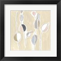 String Garden I Framed Print