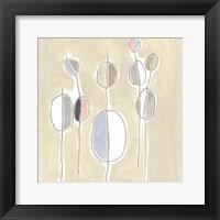 String Garden IV Framed Print