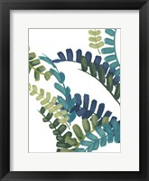 Tropical Thicket II Framed Print