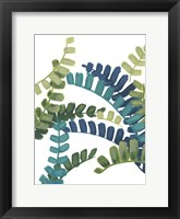 Tropical Thicket III Framed Print