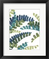 Tropical Thicket IV Framed Print