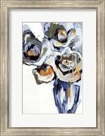 Framed Blooms Of Earl Grey