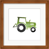 Framed Truck With Paint Texture - Part II