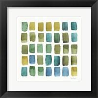 My Greenhouse Geo III Framed Print