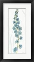 Framed Rainbow Seeds Flowers VI