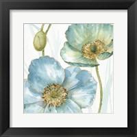 Framed My Greenhouse Flowers II