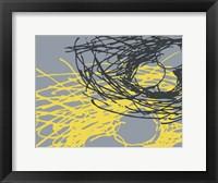 Framed Brighter Nest Grey