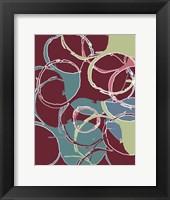 Framed Funky Circles II