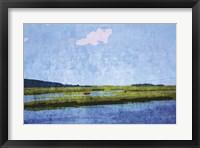 Framed Marsh 1