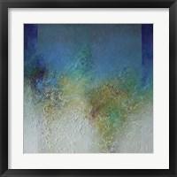 Framed Blue Sands