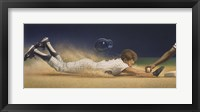 Framed Baseball Player