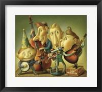 Framed Bluegrass Boy Band