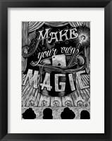 Framed Make Your Own Magic
