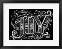 Framed Spread Joy