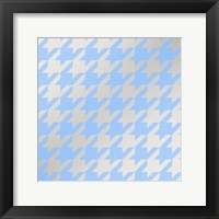 Framed Xmas Houndstooth 3