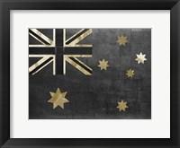 Framed Fashion Flag III