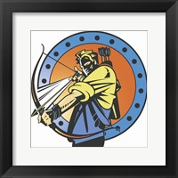 Framed Archer