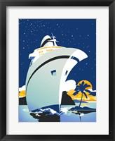 Framed Cruise Cover