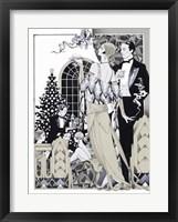 Framed Deco Christmas