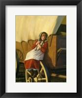 Framed Journey Of Faith