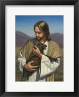 Framed Lost Lamb