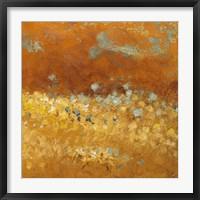 Framed Flower Fields II