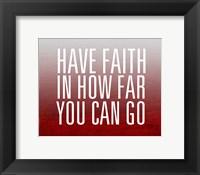 Framed Have Faith